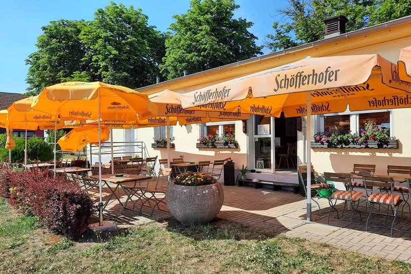 Biergarten - Terrasse